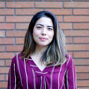 Juliana Nagao at GSI